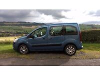 Wheelchair Accessible Citroen Berlingo Multispace HD92. ALL PROCCEDS TO CHARITY!