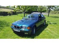 BMW 316 SE AUTO STUNNING CONDITION NEW MOT