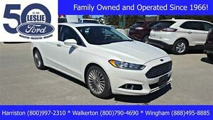 2014 Ford Fusion Titanium AWD | Finance from 1.9% | NAVIGATION