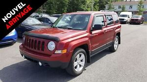 2011 Jeep Patriot NORTH EDITION AWD AC MAGS
