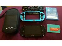 ps vita 3g (+wifi, new vodafone sim included)