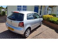 2008 Volkswagen Polo 'Match 60' Edition / 1.2L / FULL SERVICE HISTORY