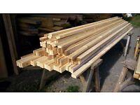New timber battens