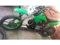 125cc PITBIKE not 110cc 140cc pit bike