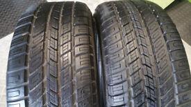 195 50 15 2 x tyres Michelin Energy