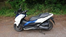 Honda Forza 125 2016 in very good condition for sell