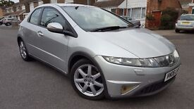 Honda Civic 2.2 CDTI - **Great condition, Full service and LONG MOT**