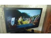 42 inch LED HD tv Toshiba