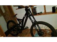 Norco a line downhill mtb full suspension