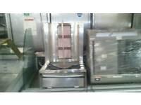 Donner kebab machine