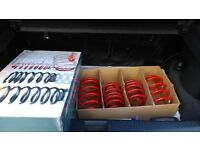 Vauxhall Corsa 30mm lowering springs