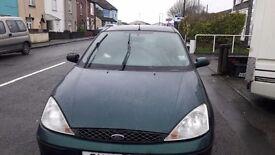 Quick sale ford focus