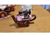 small decorative teapot