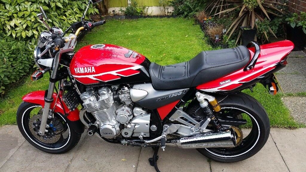 yamaha xjr 1300 sp in warrington cheshire gumtree. Black Bedroom Furniture Sets. Home Design Ideas