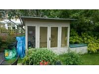 Summerhouse 8ft by 8ft