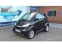 SMART FORTWO Auto (black) 2008