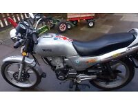 125cc motorbike 2007 norton no mot lost logbook runs well sandbach cheshire