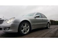 2007 Mercedes Benz E280 May P/X OR SWAP