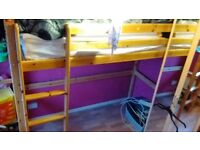 Cabin Bed (with mattress)