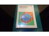 Vintage Apple Computers 1980 Apple II Fortran Language Reference Manual