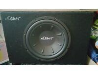 Mutant speaker