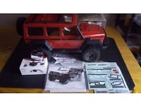 Hobao dc 1 scale crawler rc new built kit not ( Axial Vaterra Losi Hpi Traxxas
