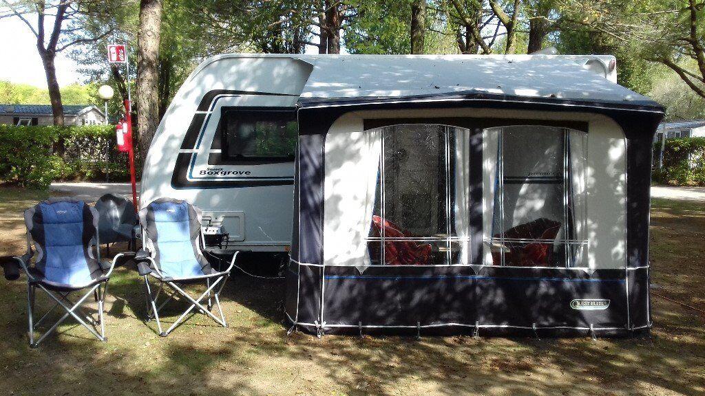 Quest Elite Windsor Plus caravan porch awning | in ...