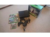 XBOX ONE + 5 GAMES