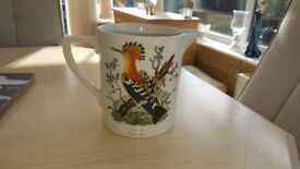 Jug Portmeirion birds of Britain 1.5 Pint Milk Jug