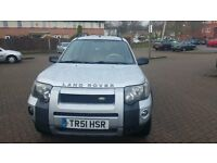 2006 LEFT HAND DRIVE FREELANDER TD4 SPORTS IN SOUTH EAST LONDON