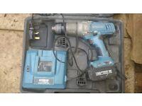 Erbauer Hammer drill 18V