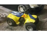 Suzuki lt50 quad atv