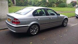 BMW 330 E46 85.000 miles