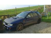 Subaru impreza 2ltr sport wagon