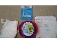 Potette Plus 2-in-1 Travel Potty + 10 x Liners