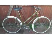 Ladies 60s hercules Balmoral. 3 speed. Vintage bike.