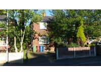 Three Bed House To Let Burnage