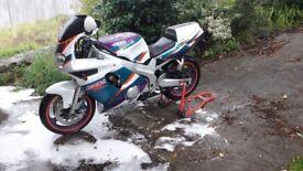FZR600r swap or sale £1600