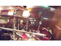 Drummer seeks Wedding or Club Band