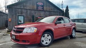 2010 Dodge Avenger SE Auto **PAY $71.54 Bi-Weekly $0 Down**