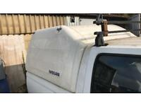 Nissan navara pick up box