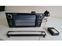 "BMW E90/91 Satellite Navigation Head Unit with 7"" Touch Screen"