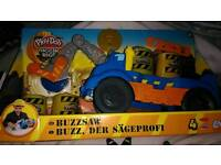 Diggin rigs play doh set buzz saw