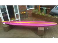 14 ft longboad surfboard sub