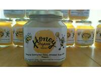 Natural rape-seed honey