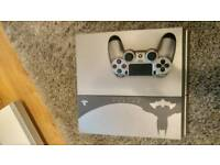 Limited edition batman ps4