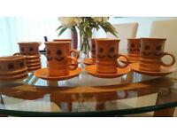 Carlton Ware Coffee/Tea set