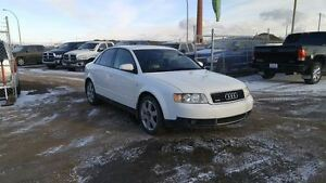 2003 Audi A4 1.8T 5 Speed AWD!! Leather & SunRoof!!