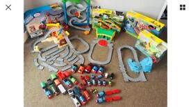Huge Bundle Thomas Take N Play Sets And Trains Some Boxed