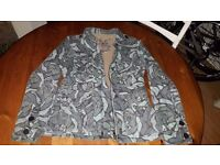 BillaBong woman coat size S